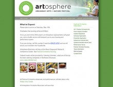 Artosphere Festival Orchestra Website