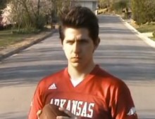 "My 2007 Short Film ""Football!"""