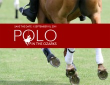 Polo in the Ozarks Save the Date
