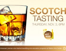 Scotch Tasting Postcard