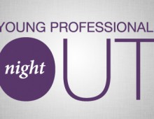 Young Professionals Night Out Logo