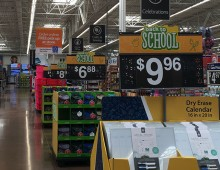 2016 Walmart Back to School/College