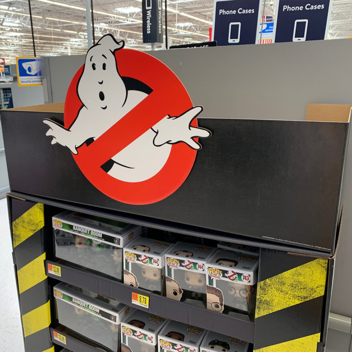Funko Ghostbusters Display
