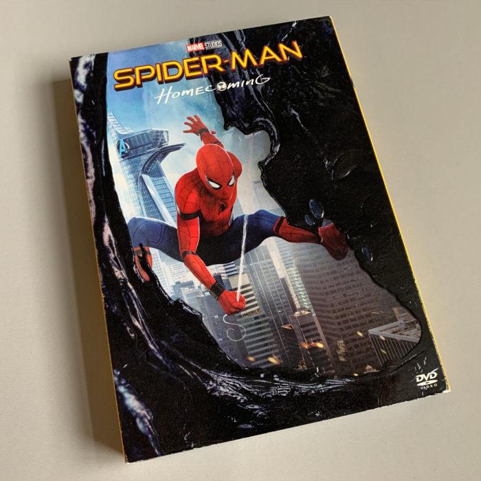 Venomized DVD Covers